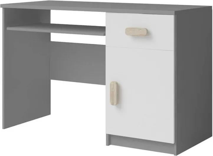 ID Písací stôl Svend Grey