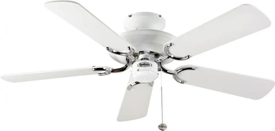 Stropný ventilátor bez svietidla / so svietidlom FANTASIA MAYFAIR 110606