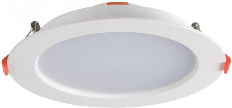 Kanlux Liten 25567 Zápustné Svietidlá do Sadrokartónu biely LED - 1 x 18W 4,7 x 18,5 x 18,5 cm