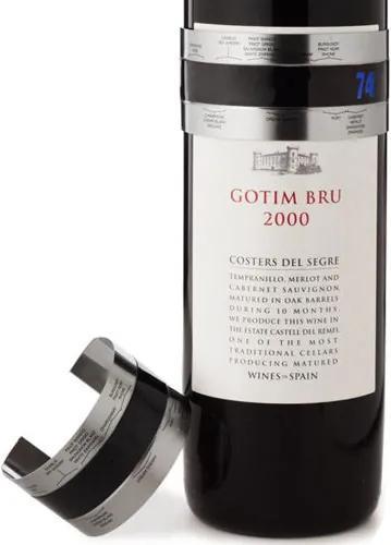 VOG Teplomer na víno