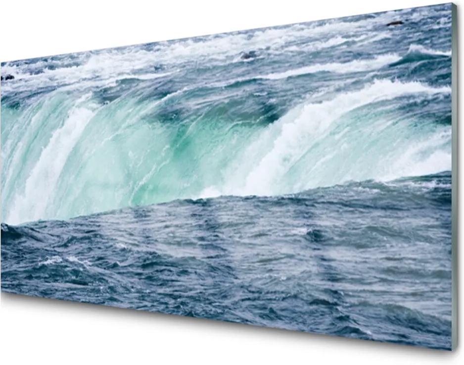Plexisklo obraz Vodopád příroda voda