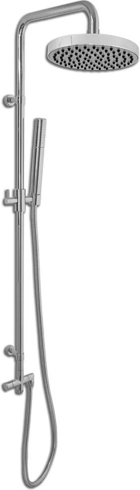 Novaservis SET060/1,0 sprchová súprava k batérii so spodným vývodom