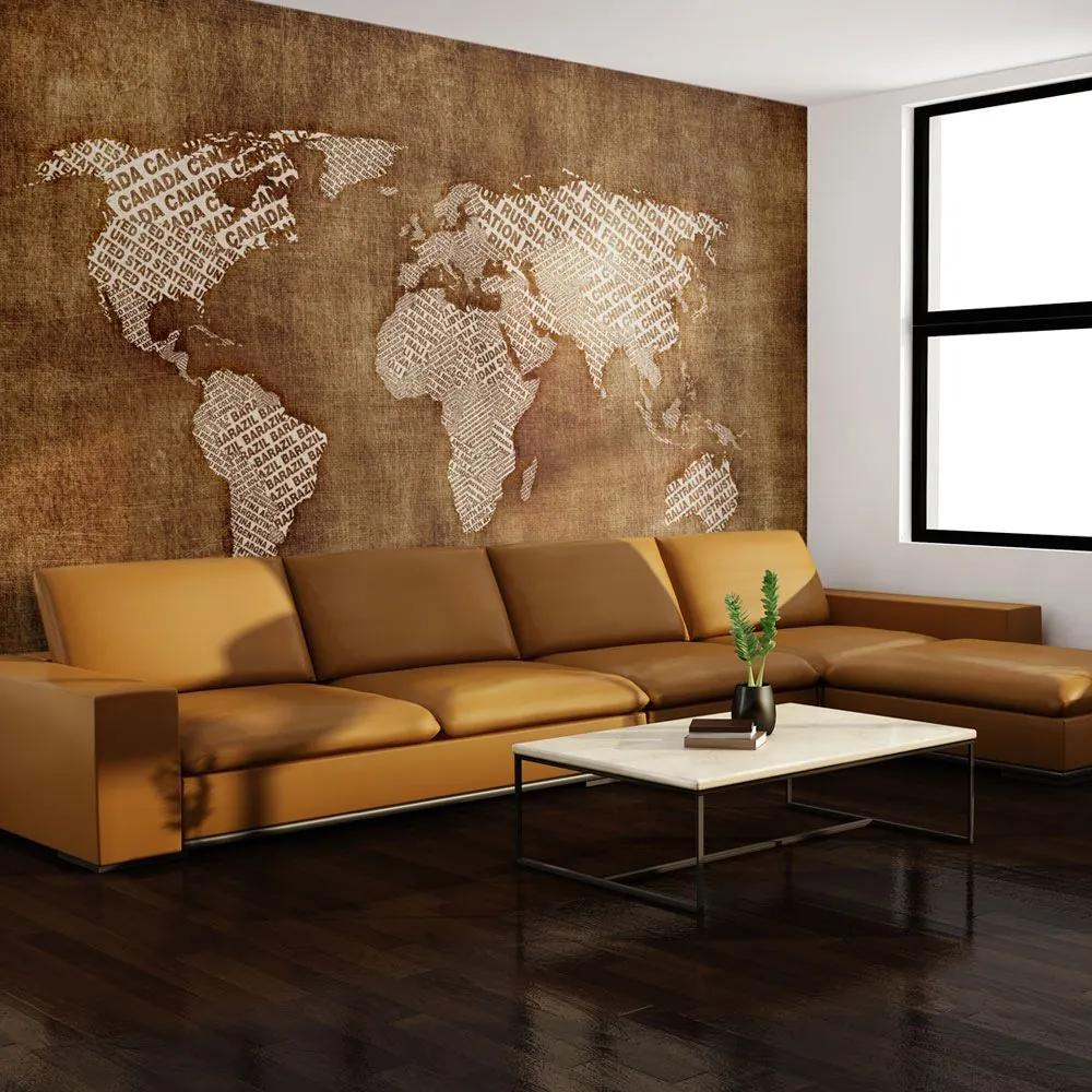 Fototapeta - Geographical discoveries 350x270