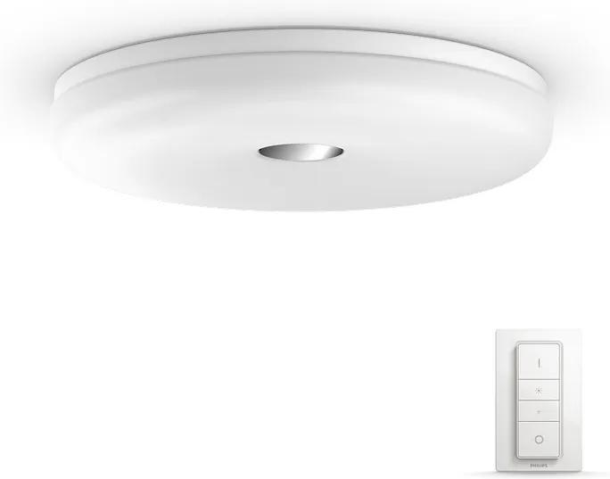 Philips HUE 33064/31/P7 Struana LED stropné kúpeľňové svietidlo IP44 1x2400lm+SWITCH