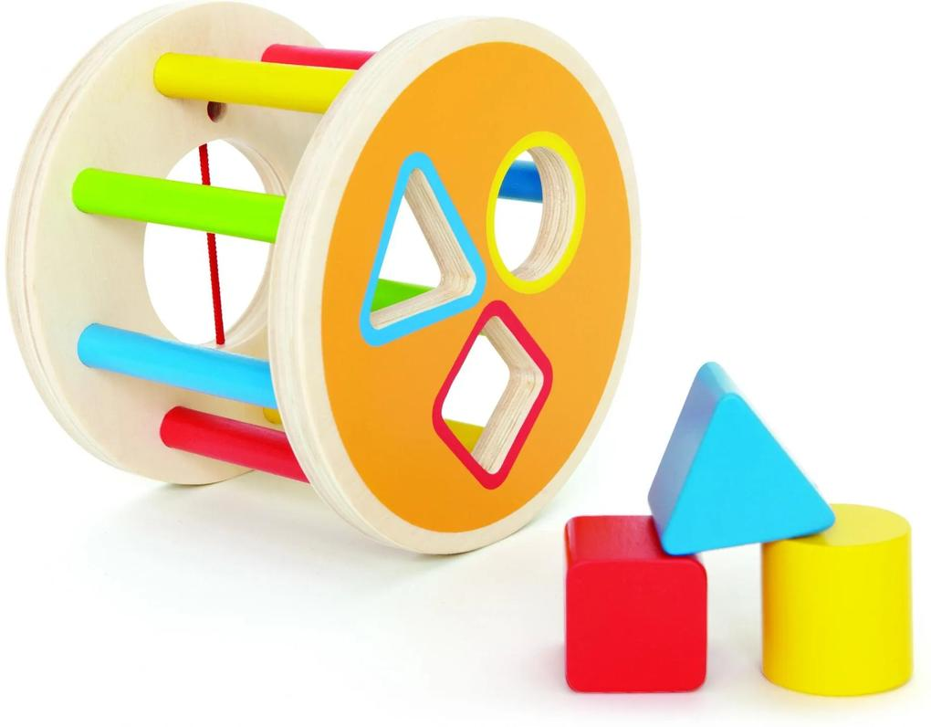 Hape Toys Prestrkávadlo Tvary