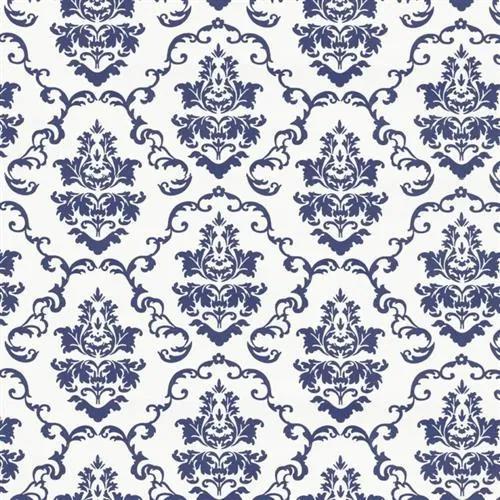 Samolepiace fólie ornamenty modré, metráž, šírka 45cm, návin 15m, GEKKOFIX 11898, samolepiace tapety