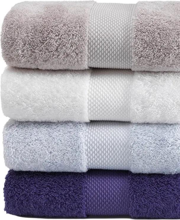 Soft Cotton Luxusné uterák DELUXE 50x100cm Biela