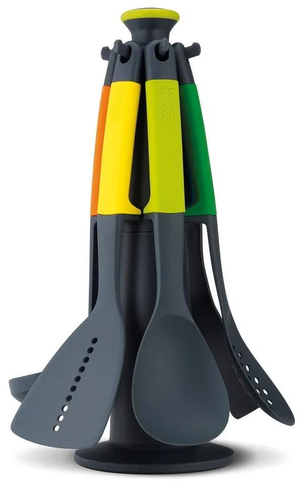 Rotačný stojan s nástrojmi Elevate Carousel, farebný