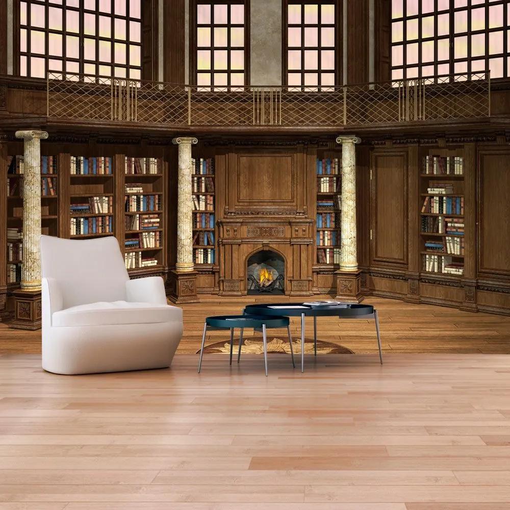 Fototapeta - Library of Dreams 200x140