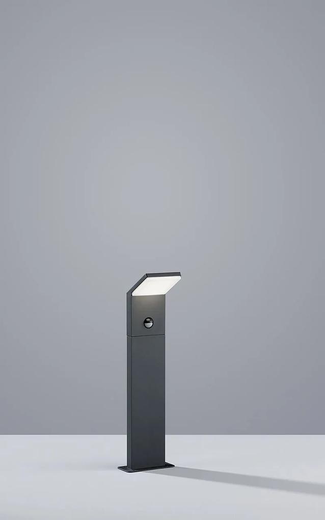 TRIO 521169142 Pearl exteriérový stĺpik LED 1x9W 900lm 3000K IP54
