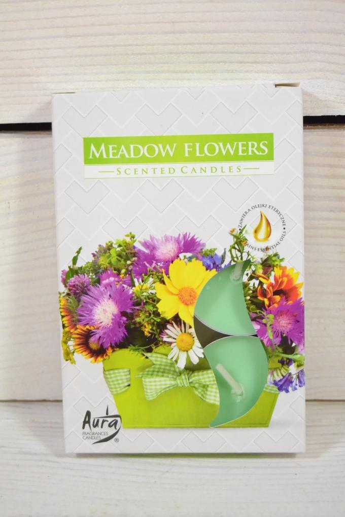 Čajová sviečka MEADOW FLOWERS