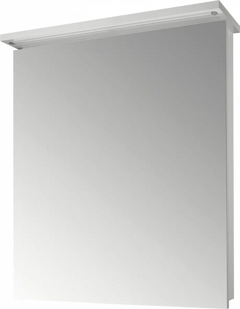Dřevojas - Jednodvéřová galerka SANI GAO 50 - N01 Bílá lesk (29312)