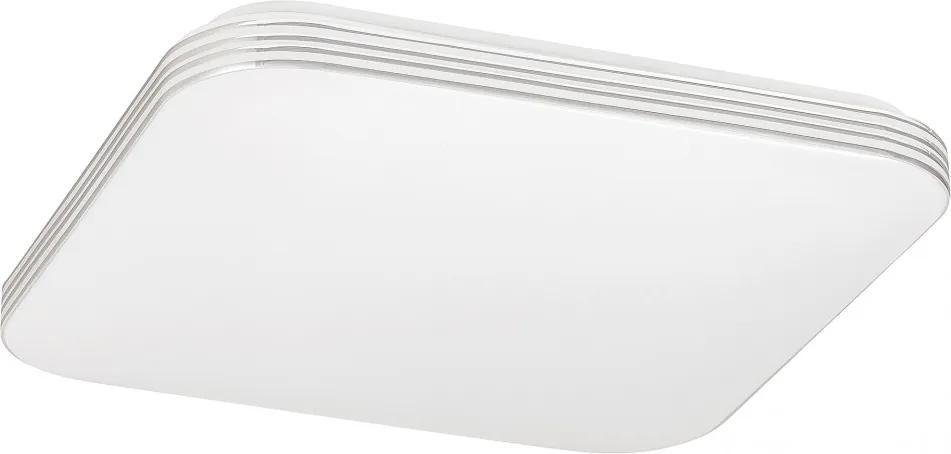Rábalux 2784 Stropné Svietidlá Oscar biely kov LED 18W 1350lm 4000K IP20 A
