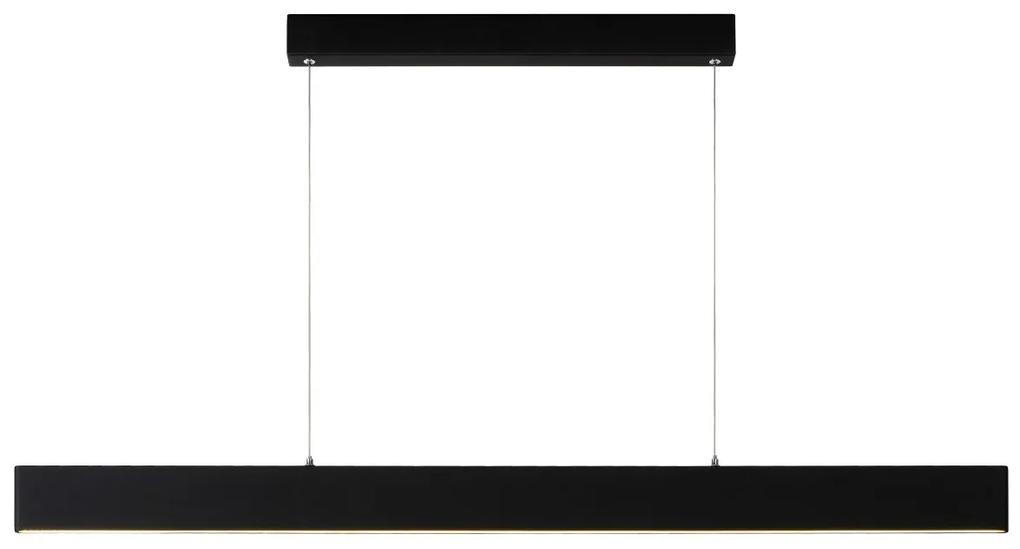 Lucide 45455/50/30 CONNOR závesné svietidlo 1xLED 2700K 3400lm 50W