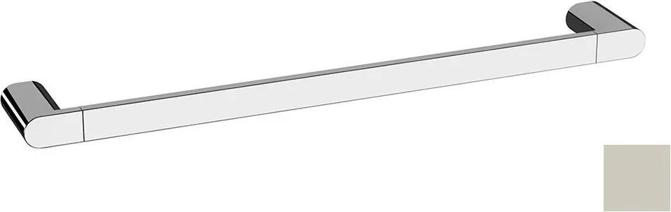 Flori RF009/16 držiak uterákov 600x70mm, nikel