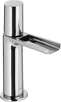 MAX-TRES Umývadlová jednopáková batéria ramienko s otvoreným vodopádom (06111001)