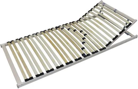 Sconto Polohovací lamelový rošt SINGLE H+T5 80x200 cm