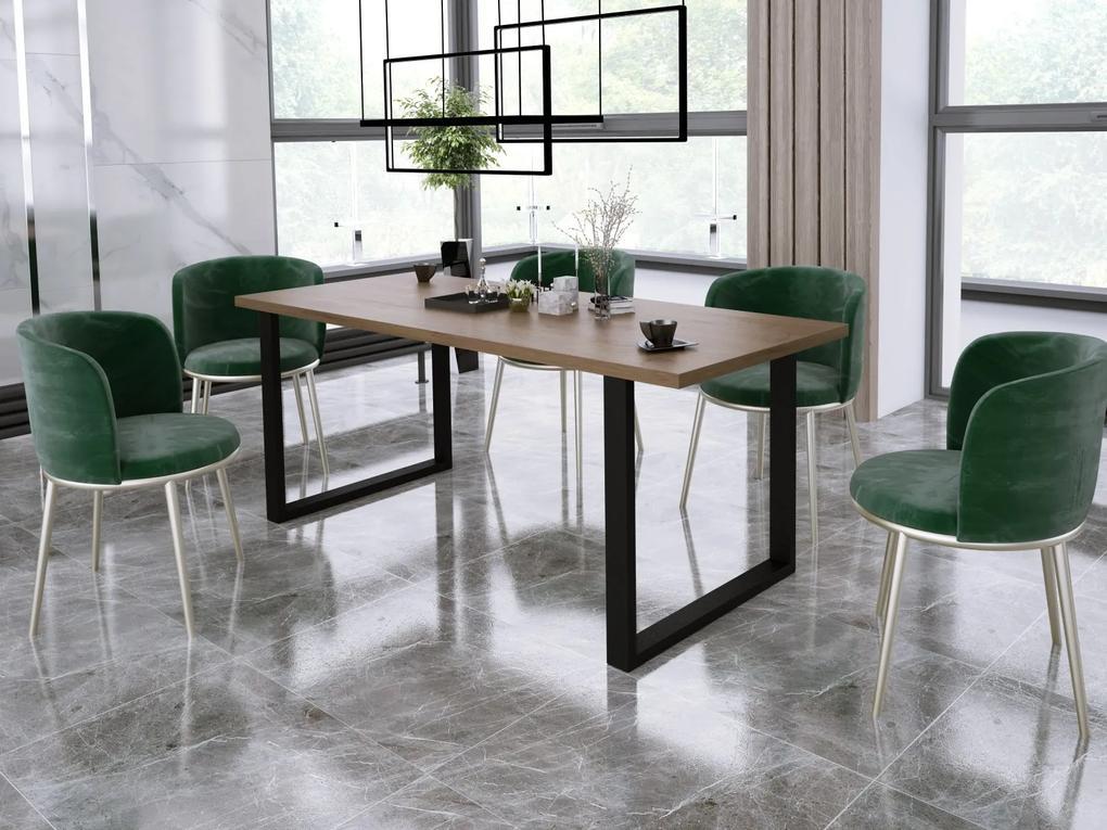 Moderný jedálenský stôl 185x67 cm Fress