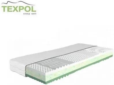 Kvalitný penový matrac ODYSEA 195 x 80 cm Trimtex