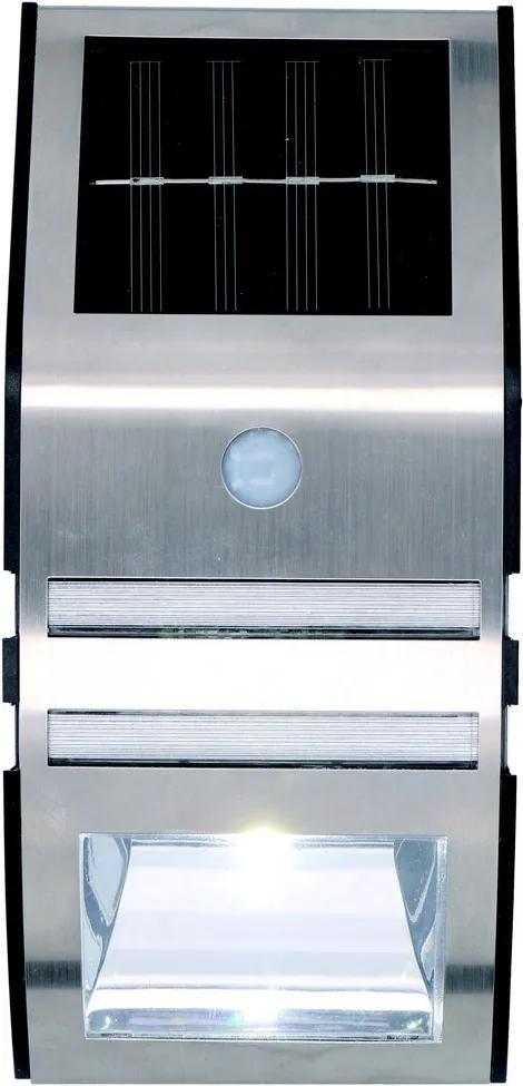Grundig Grundig - LED Solárne nástenné svietidlo so senzorom 1xLED IP44 P2915