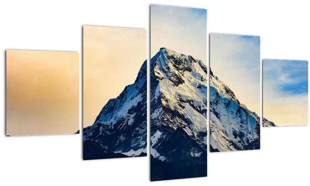 Obraz zasnežených hôr, Nepál (125x70 cm), 40 ďalších rozmerov