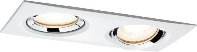 Vonkajšie podhľadové svietidlo PAULMANN LED Nova IP65 hranaté 92902