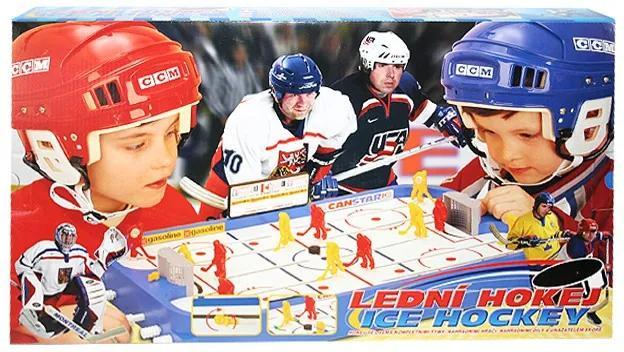 Hra lední hokej Play off