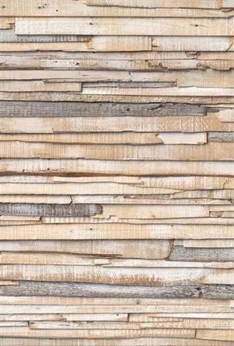 Vliesové fototapety, rozmer 124 cm x 184 cm, obielené drevo, Sunny Decor SDNW920