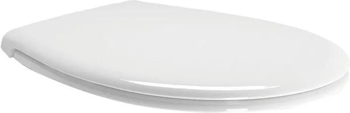 GSI Classic MSC87CN11 WC sedátko, duroplast, biele