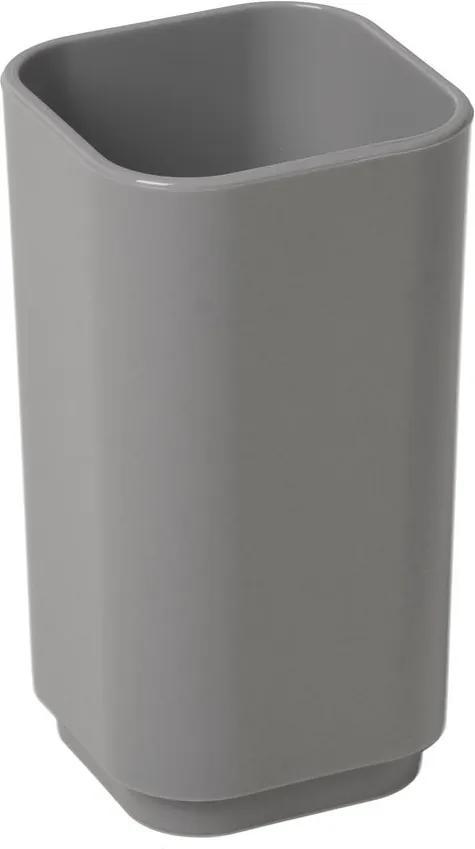 Seventy 639808 pohár na postavenie, šedý