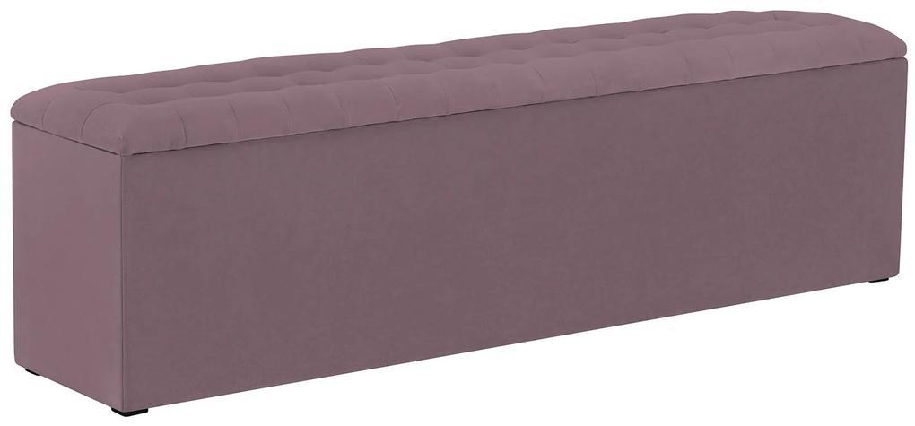 WINDSOR & CO Lavica s úložným priestorom Nova 140 × 34 × 47 cm