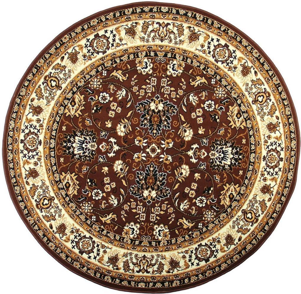 Sintelon koberce Kusový koberec Teheran Practica 59/DMD kruh - 150x150 kruh cm