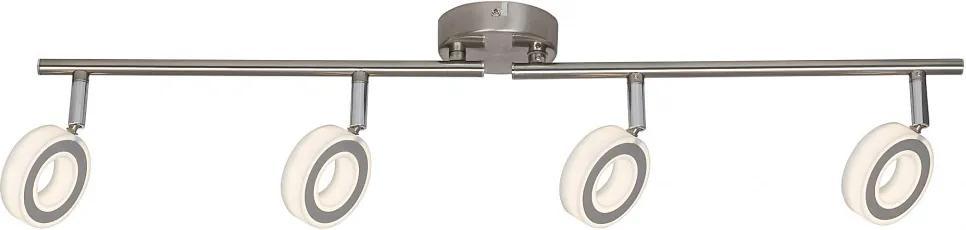 Rábalux 5942 Stropné Svietidlá chróm biely LED 18W
