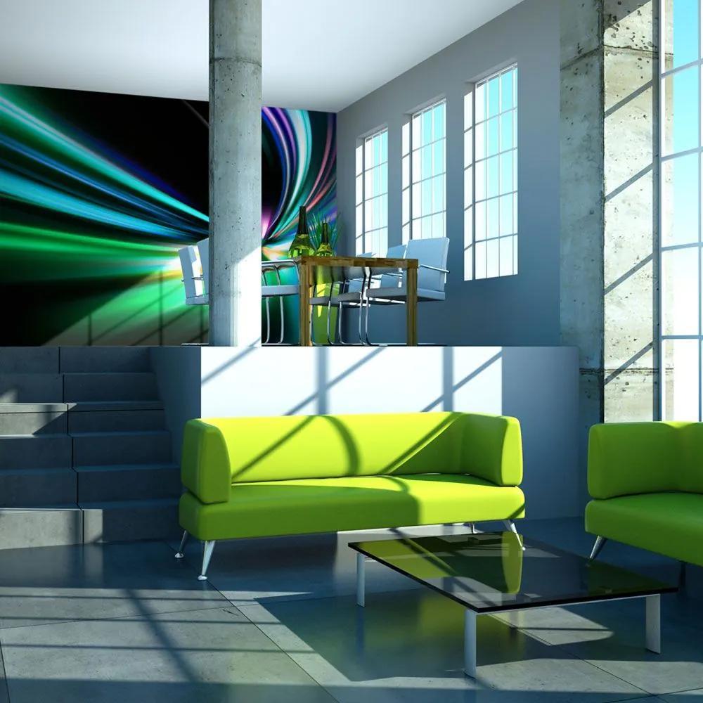 Fototapeta - Abstract design - speed 200x154