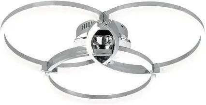 Stropné svietidlo WOFI Soul LED chrom 9117.03.01.6000