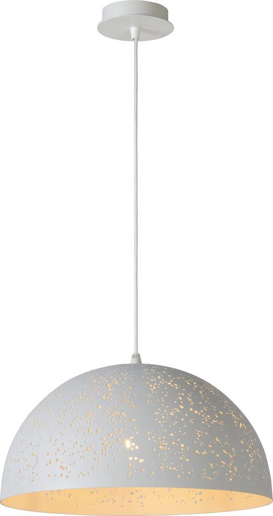 ETERNAL - Pendant light - Ø 40 cm - White
