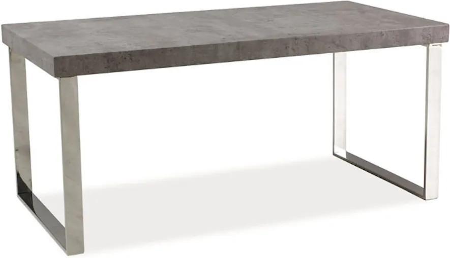 Expedo Konferenčný stolík SECON, 46x50x100, betón