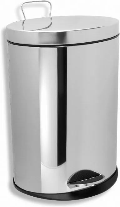 Novaservis 6160,0 odpadkový kôš 12 l