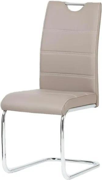 Sconto Jedálenská stolička AZALEA krémová