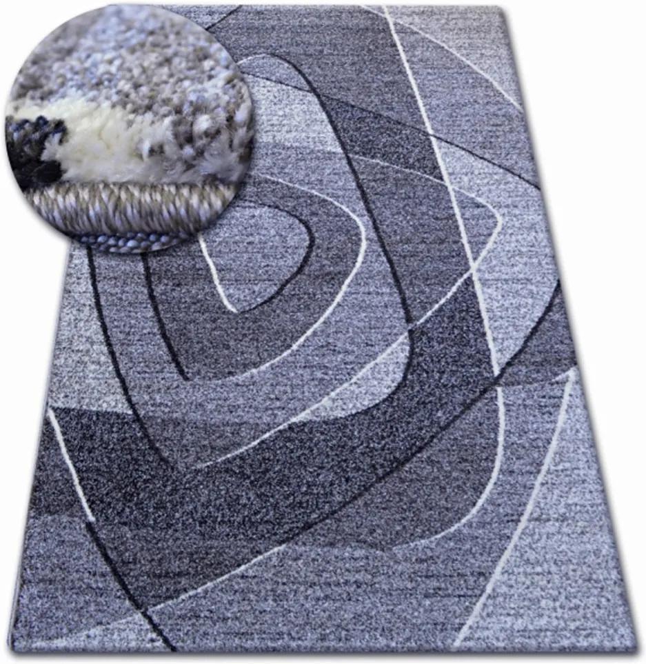 Kusový koberec Fenix sivý 2, Velikosti 120x170cm