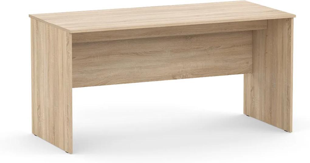 DREVONA09 Stôl písací dub bard. REA OFFICE 60 pi/za