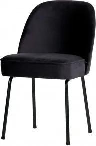 Židle VOUGE,samet,tmavě modrá DEEEKHOORN 800816-802