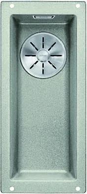 Kuchynský drez pod desku - Blanco SUBLINE 160-U perlovo sivá 523399