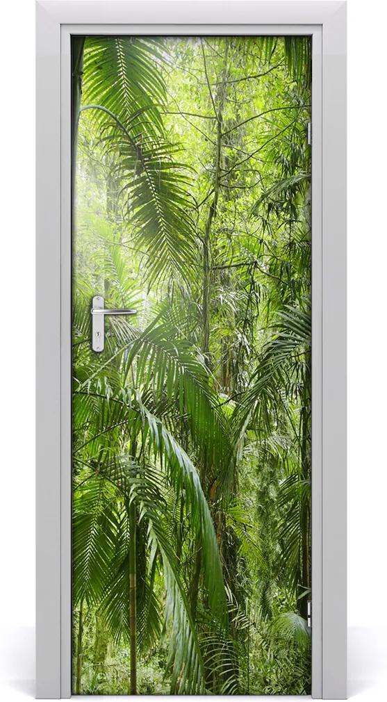 Fototapeta na dvere  dažďový les