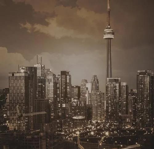 Luxusné vliesové fototapety, rozmer 279 cm x 270 cm, Toronto, P+S International CL24A