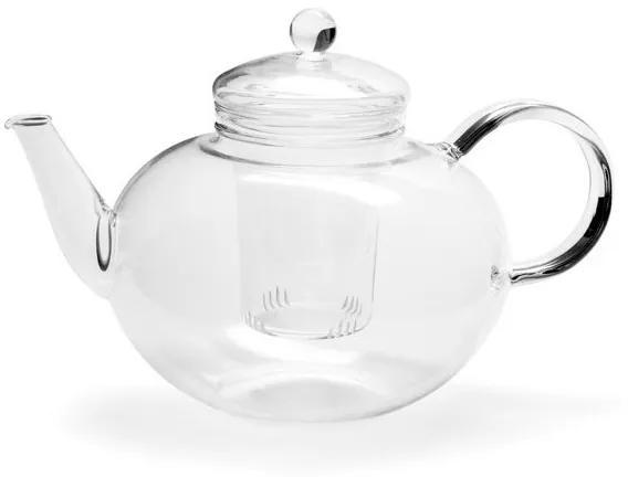 Sklenená kanvica na čaj Bella 1,2 l