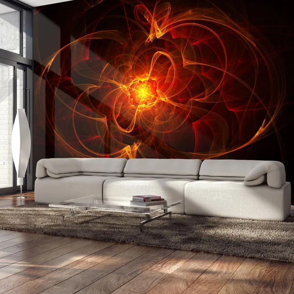 Fototapeta - Abstract fire 200x154