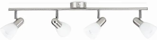 stropné svietidlo bodové Philips 4x40W E14