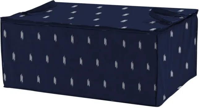 Tmavomodrý úložný box Compactor Kasuri Range