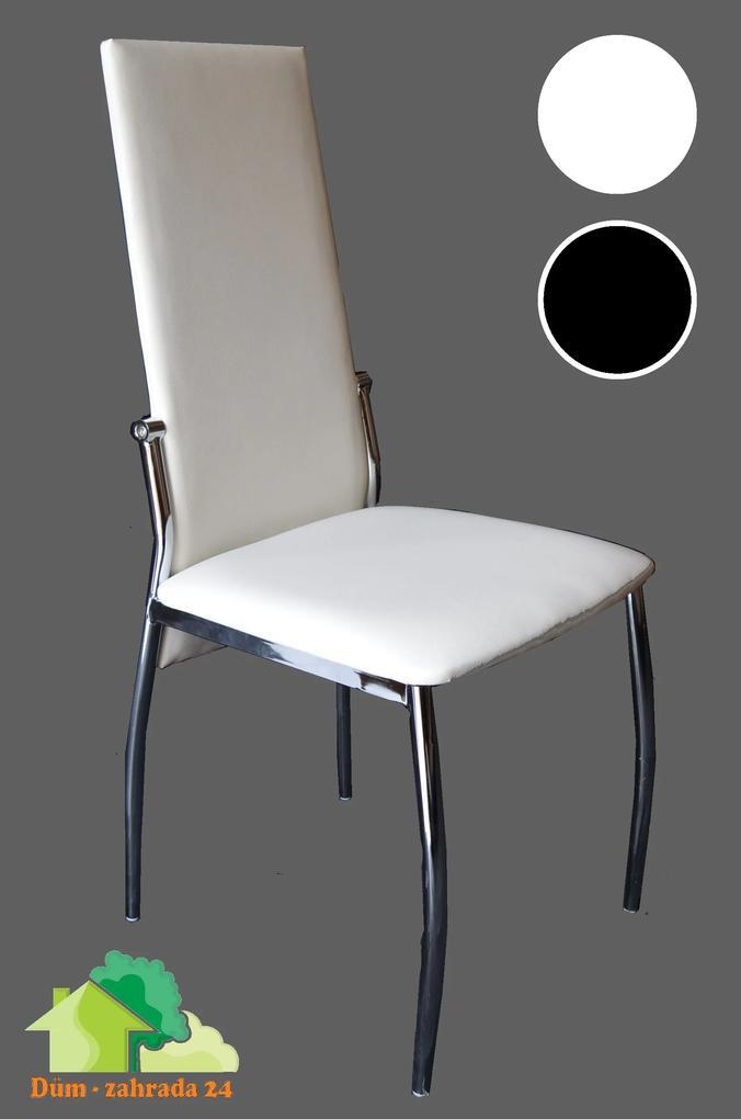 Jídelní židlě Sylvie bílá